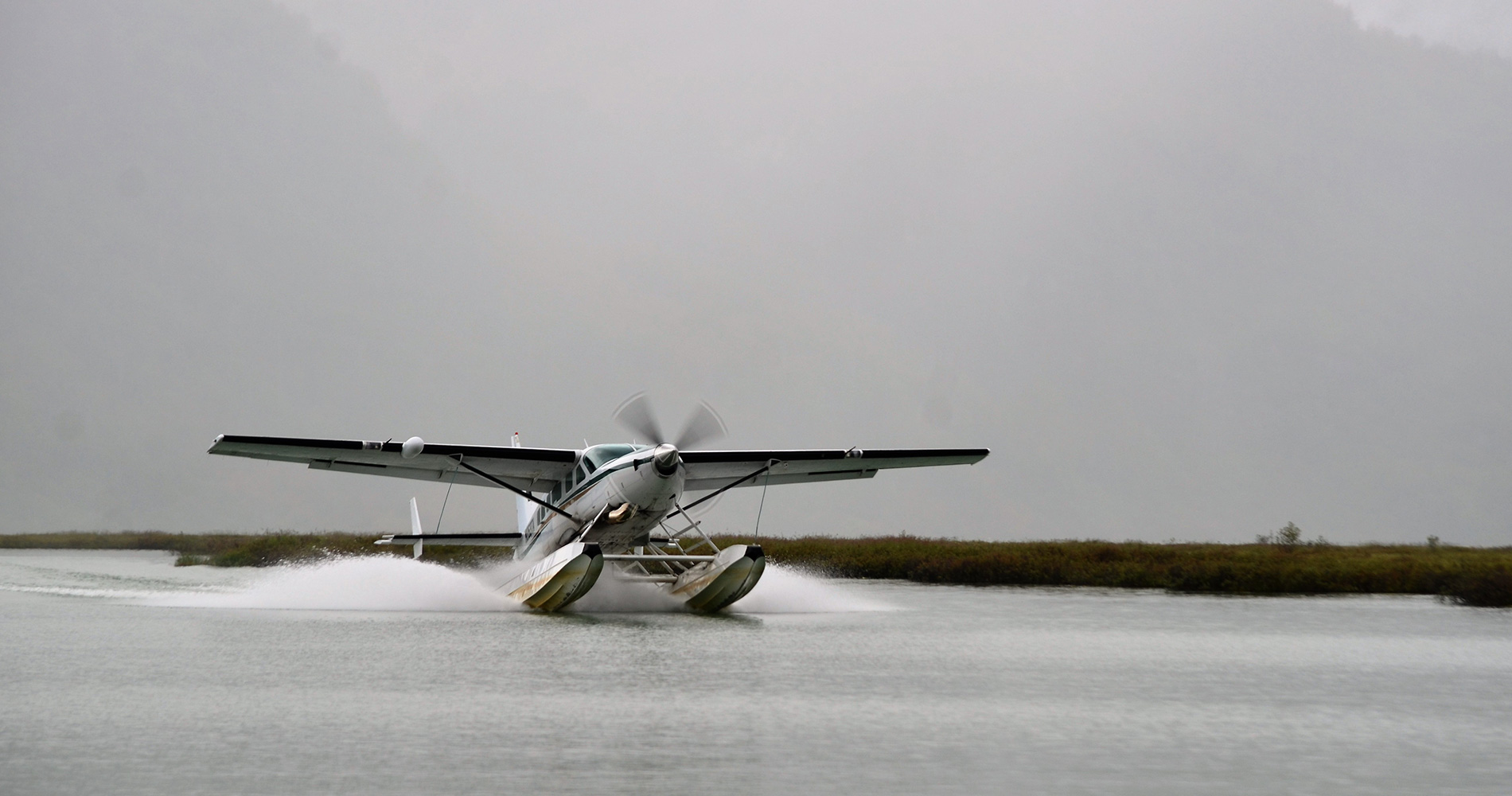 EPIC FLY OUT TRIPS TO REMOTE ALASKAN WATERS